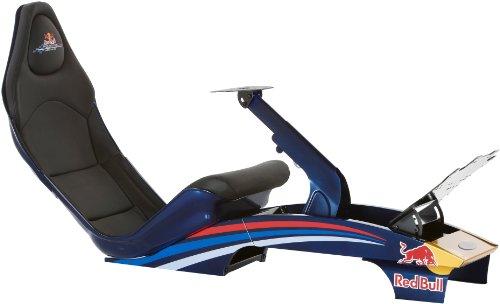 Playseats F1 Red Bull - accesorios de juegos de pc (Negro, Azul, Rojo, 50 cm, 88 cm, 140 cm)