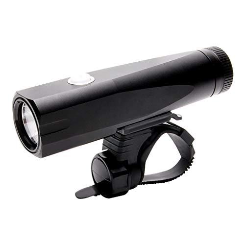 SHUANGA LED Fahrradlicht USB Wiederaufladbare Fahrradbeleuchtung Fahrradlicht Vorne Rücklicht Set, Wasserdicht Fahrradlichter Set Fahrrad Licht Fahrradlampe mit 13 Licht-Modi