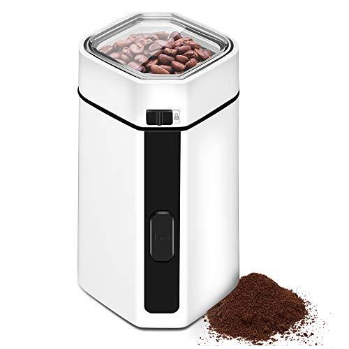 Coffee Bean & Spice Grinder - Large Grinding Capacity