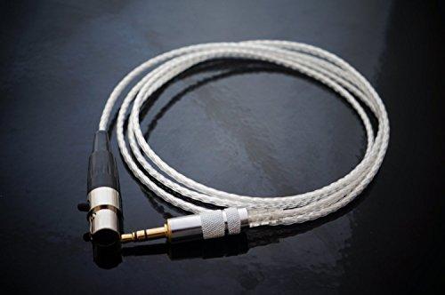 Effect Audio Studio Cable de repuesto para K702, Q701, K271, K240, K181 y K181 transparente