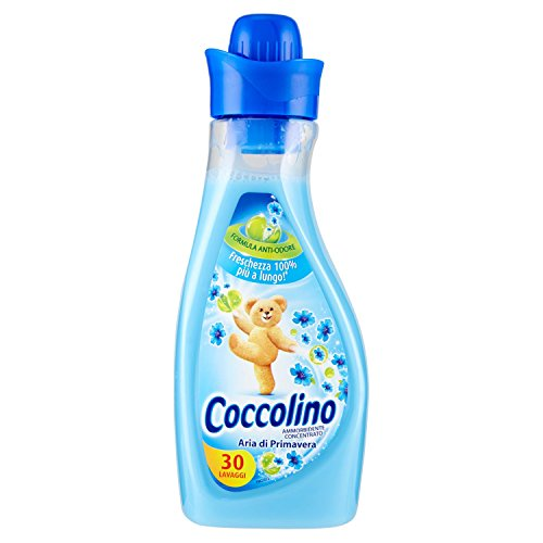 Coccolino Ammorbidente Concentrato Aria di Primavera, 750ml