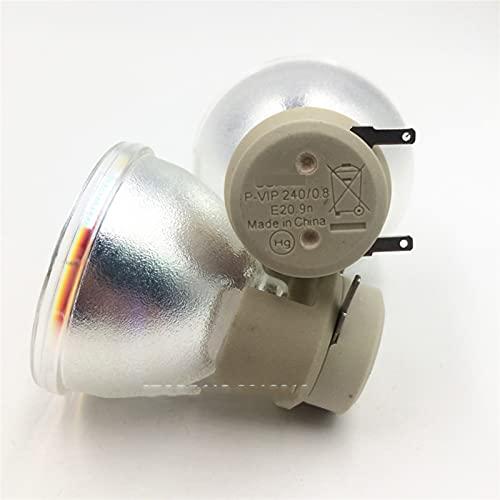 CXOAISMNMDS Bombilla de proyector para W1070 W1070 + Lámpara de proyector 5j.j7l05.001 5j.jhn05.001 proyector Reemplazo de la Bombilla del proyector