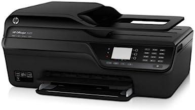 HP Officejet Impresora HP Officejet serie 4620 e-All-in-One - Impresora multifunción (De inyección de tinta, Copiar, fax, Imprimir, Escanear, Copiar, fax, Imprimir, Escanear, 8 ppm, 7.5 ppm, 15 s)