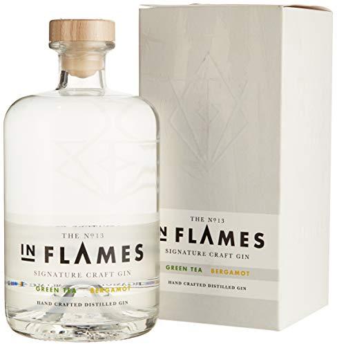 In Flames No. 13 Sign. Greentea Bergamot + GB Gin (1 x 0.7 l)