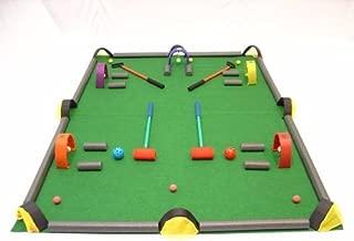 Everrich Golf/ Croquet/ Billiards Game Set