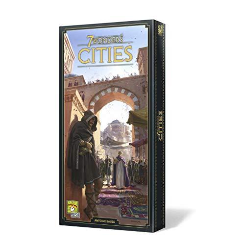 Repos Productions SEV-SP04 7 Wonders: Cities Nueva Edición en Español