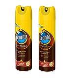 Pronto - Limpiador con Aceite para Muebles en aerosol - 300 ml [Pack de 2]