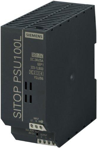 Siemens sitop Power - Fuente alimentación sitop psu100l 24v/5a 120-230vac