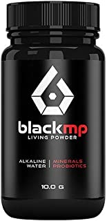 BlackMP Living Powder - SBO Probiotic, Fulvic and Humic Minerals (30 Servings) All Natural Formula Promotes Optimal Health...