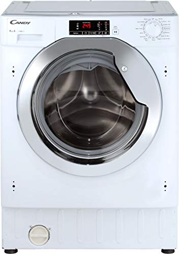 Candy CBWM814DC Integrated 8Kg Washing Machine...