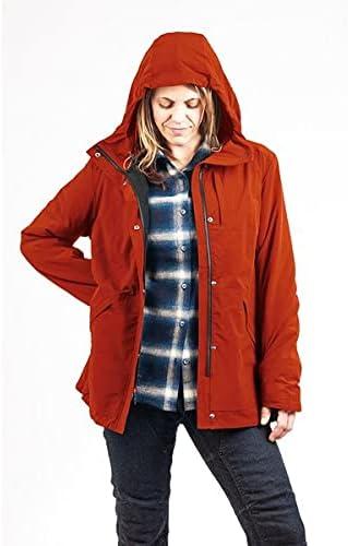 Dovetail Workwear Eli Chore Coat - Black XS