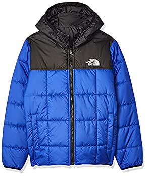 The North Face Boys Reversible Perrito Jacket TNF Blue XL