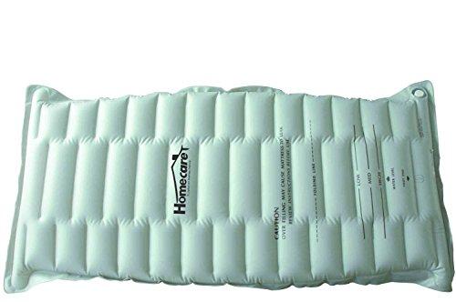 Homecare Colchón Agua- Aire Anti escaras Ultra Resistente Soporte 150...