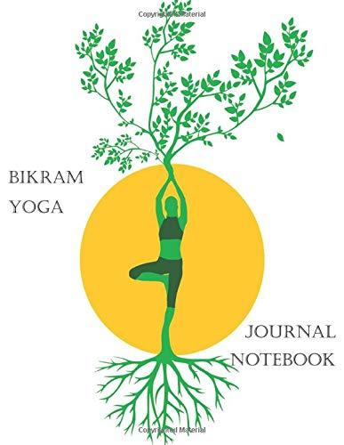 Bikram Yoga: Journal Notebook