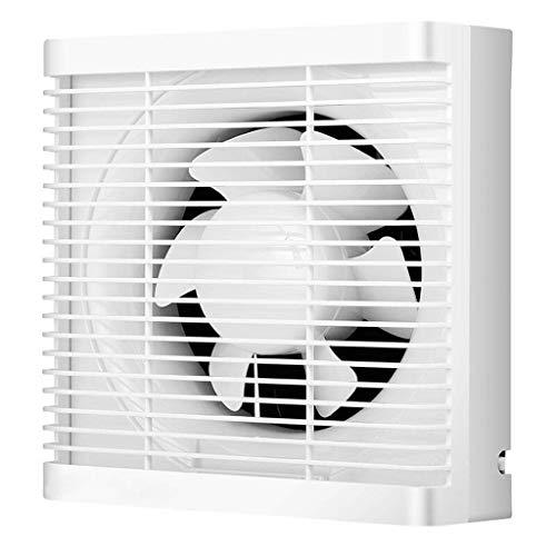 Extractor De Baño, Extractor de baño Ventilador, extractor de cocina Ventana de ventiladora Cocina/Cuarto de baño/de estar/sala de estar Ventilador de ventilación (Tamaño: 10 pulgadas)