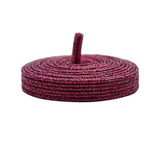 Colorido cordones planos con elástico cable de repuesto cordones de arranque, 1464...