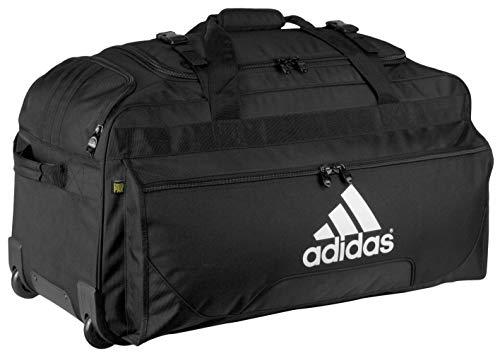 adidas Unisex Team Wheel Bag, Black, ONE SIZE