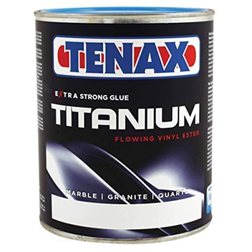 Masilla Tenax Titanium Extra Glue Transparent Ml. 750