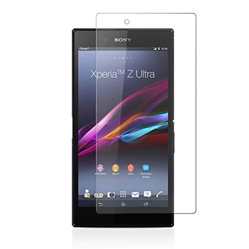 5.9 Vetrino per Sony Xperia Z Ultra | Anti Urti Cadute e Graffi