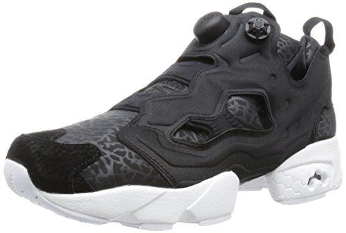 Reebok Insta Pump Fury Gallery Turnschuhe Sneaker Schwarz, Größenauswahl:38