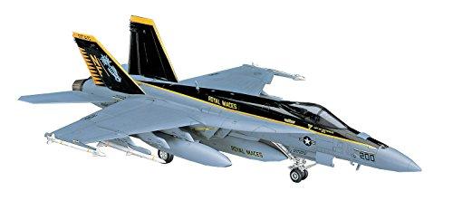 ハセガワ 1/48 アメリカ海軍 F/A-18E スーパーホーネット プラモデル PT39