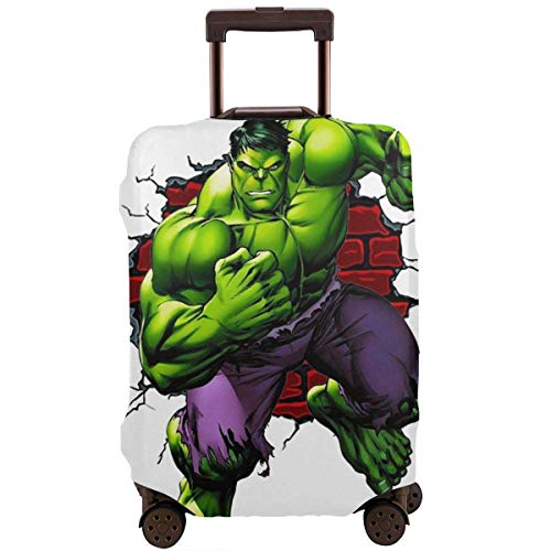 Travel Luggage Cover Strong Hulk Suitcase Protector Washable Baggage Covers 18-32 Inch-L