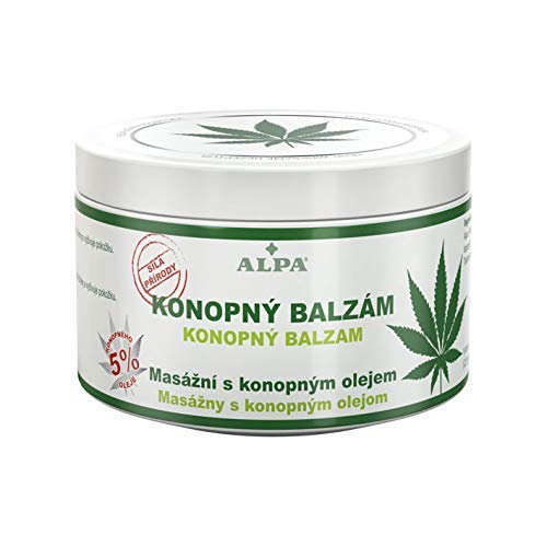 ALPA Cannabis Hanf Salbe 250ml