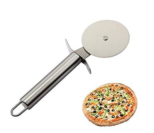 EUROXANTY® Cortador de Pizza y Pastas | Doble Rueda de 4cm