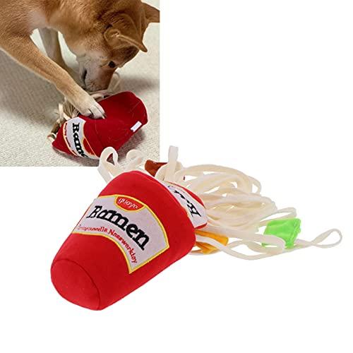 Denkerm Juguete para Cachorros, Juguete para olfatear Perros Práctico Conveniente Único con 1 Pieza para Felpa para Entrenamiento