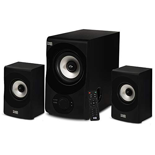 Acoustic Audio Bluetooth 2.1 Speaker System
