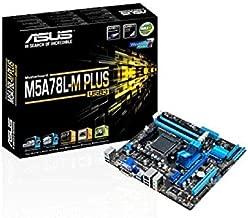 Asustek Computer M5a78l-m Plus Usb3 Am3+ 760g Matx vga+SND+gln+u3
