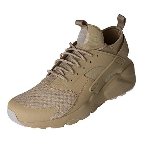 NIKE Huarache Run Ultra Zapatillas de correr para hombre, seta/champiñón, 10 D (M) EE. UU