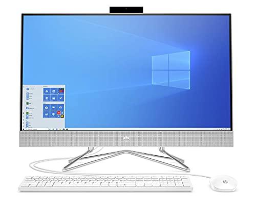 HP All-in-One 27-dp1005na – 27 Inch Full HD Display, AMD Ryzen 7 4700U Octa Core Processor, 512GB...