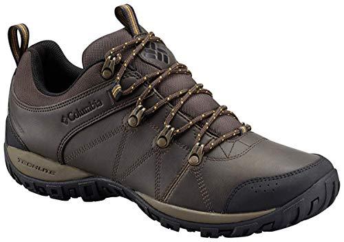 Columbia Peakfreak Venture, Zapatos Impermeables para Hombre, Marrón (Cordovan, Squash 231), 42 EU