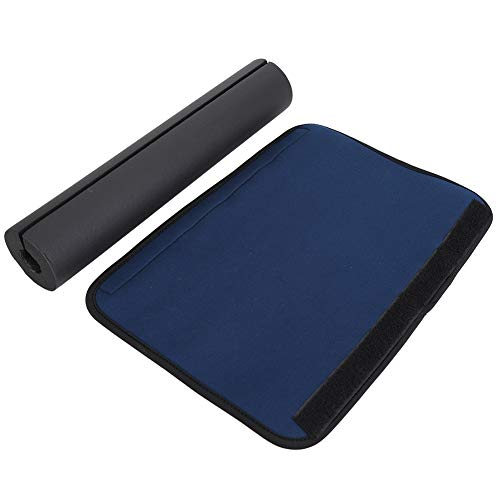 SOONHUA Barbell Pad Squat Pad,Weightlifting Neck Shoulder Protecter Foam Barbell Pad Gym Pads for Weight Lifting, Squats, Lunges & Hip Thrusts