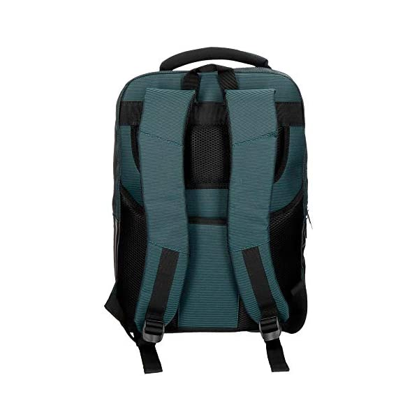 41frQF+XF6L. SS600  - Mochila para portátil 15,6 pulgadas Movom Business Azul