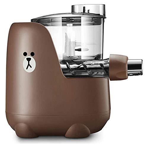 SHUILV Máquina de Pasta Máquina amasadora Inteligente automática para el hogar Máquina...
