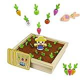 Juegos de Mesa Juguetes de Madera Juego de Memoria Juegos Montessori para Niños...