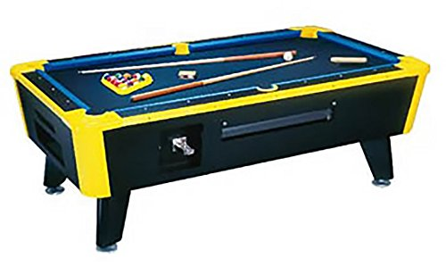 Lowest Price! Great American Neon Home Pool Table - 6 1/2'