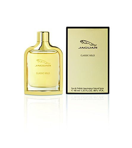 Perfume Classic Gold - Jaguar - Eau de Toilette Jaguar Masculino Eau de Toilette