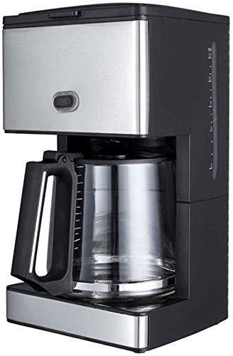 Ekspres do kawy na 15 filiżanek ekspres do kawy elektryczne ekspresy do kawy Termiczny ekspres do kawy rozpuszczalny Zaparzacz do kawy mielonej ze szklaną karafką Czarny chen
