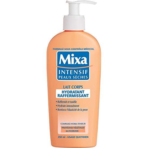 Mixa Intensif Peaux Sèches - Lait Corps Hydratant Raffermissant - 250 ml
