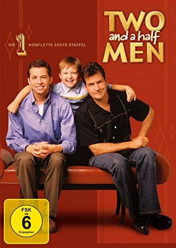 Two and a Half Men - Die komplette erste Staffel [4 DVDs]