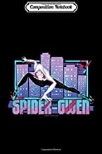 Composition Notebook: Spider-Man Into the Spider-Verse Spider-Gwen  Journal/Notebook Blank Lined Ruled 6x9 100 Pages