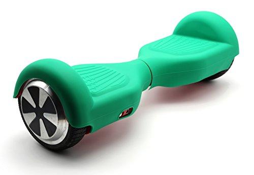 NK Beschermhoes voor hoverboard 6,5 inch, siliconen, groen