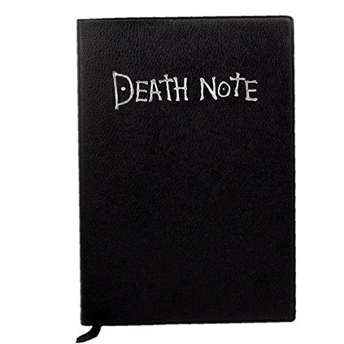 IUwnHceE Mode Anime Thema Death Note Cosplay Notebook New School Großes Schreiben Journal 20.5cm * 14.5cm