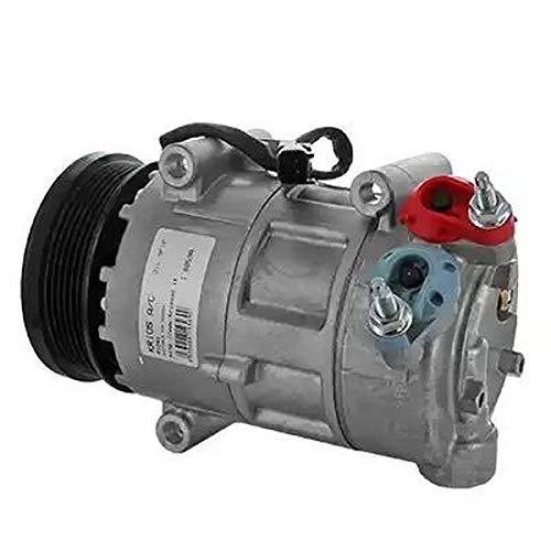 Compressore climatizzatore aria condizionata 9145374928206 EcommerceParts per costruttore: QUALITY, ID compressore: VS16, Puleggia-Ø: 108 mm, N° alette: 6, Tensione: 12 V