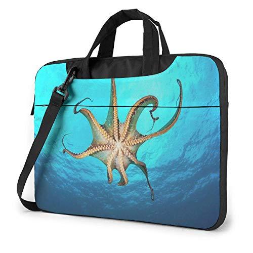 Tentacles of Octopus Unisex Laptop Bag Messenger Shoulder Bag for Computer Briefcase Carrying Sleeve