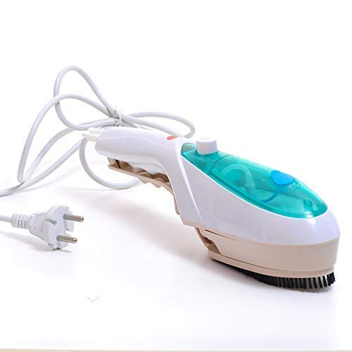 FRONTED Plastic White Steam Iron Tobi Travel Garment Hand Steamer for Clothes Portable Handheld Household Iron, Ironing Cloths, Steamer/Steam Iron/Wrinkle Remover/Machine Cloths/Garment