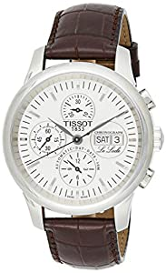 Tissot Women's T41131731 Le Locle Chronograph Watch image